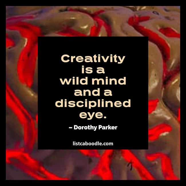 Creativity definition – Best Dorothy Parker Quotes