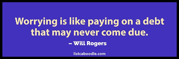 Will Rogers quote image