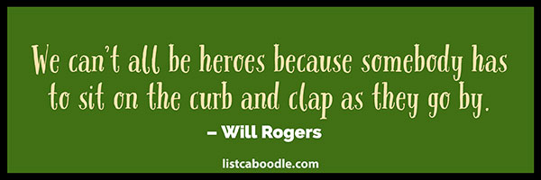 Heroes quote image