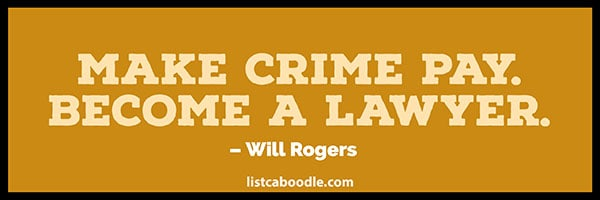 Famous lawyer quote image