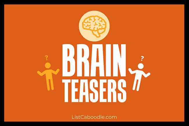Brain Teasers For Kids image