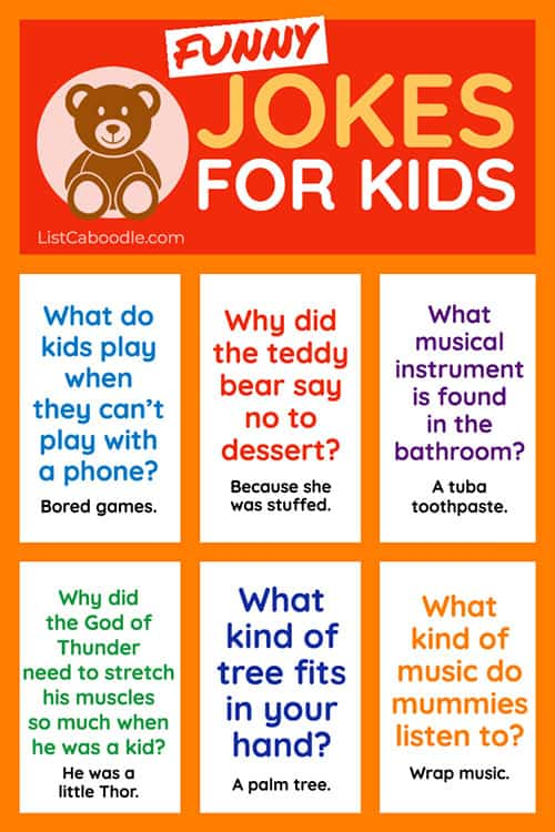 Funny Jokes for Kids image