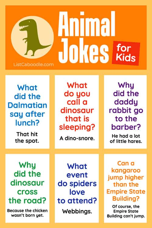 Animal Jokes for Kids image