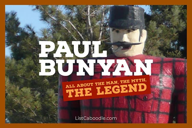 Paul Bunyan legends