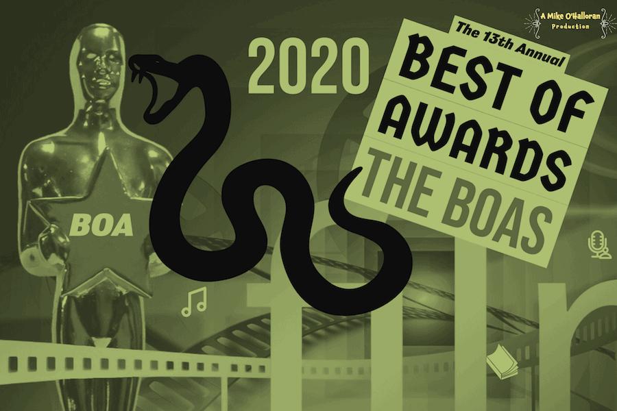 The BOAs awards 2020