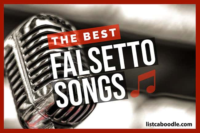 Best Falsetto Songs image
