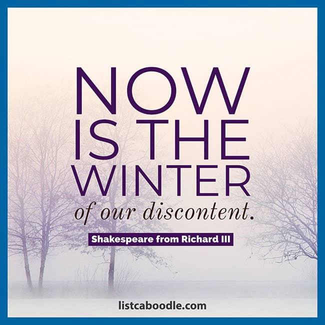 discontent quote