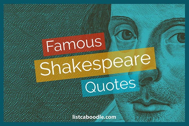 Shakespeare quotes image