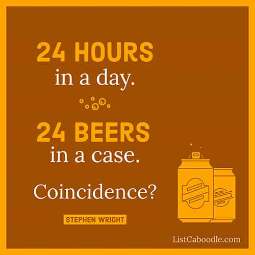 Beer quote image