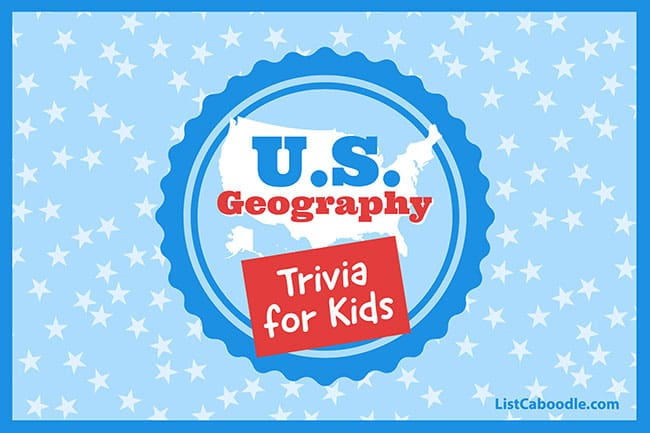Geography for kids image