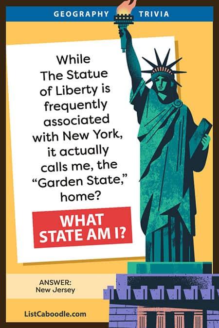 New Jersey trivia image