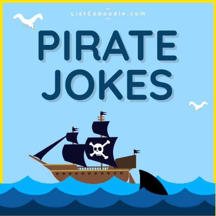 good pirate jokes
