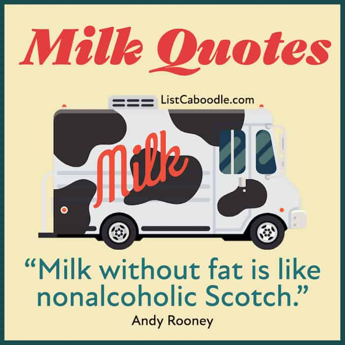 good milk quotes