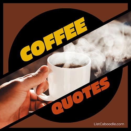 coffee quotes image