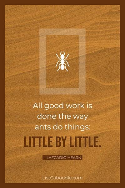 Good work quote