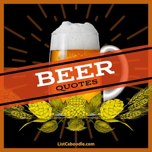 Beer quotes image