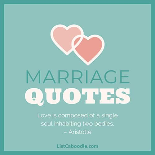 Marriage quotes image