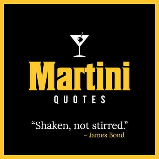 martini quotes image