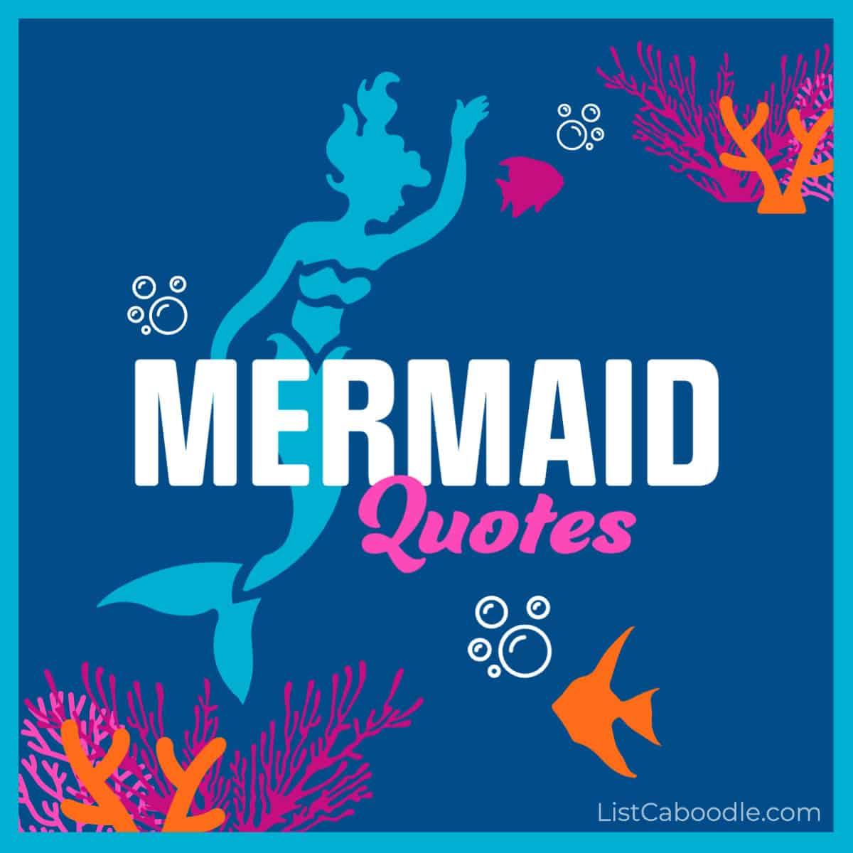 mermaid quotes image