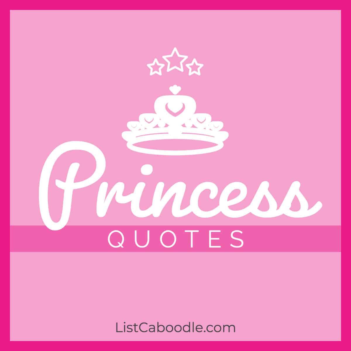 princess quotes image