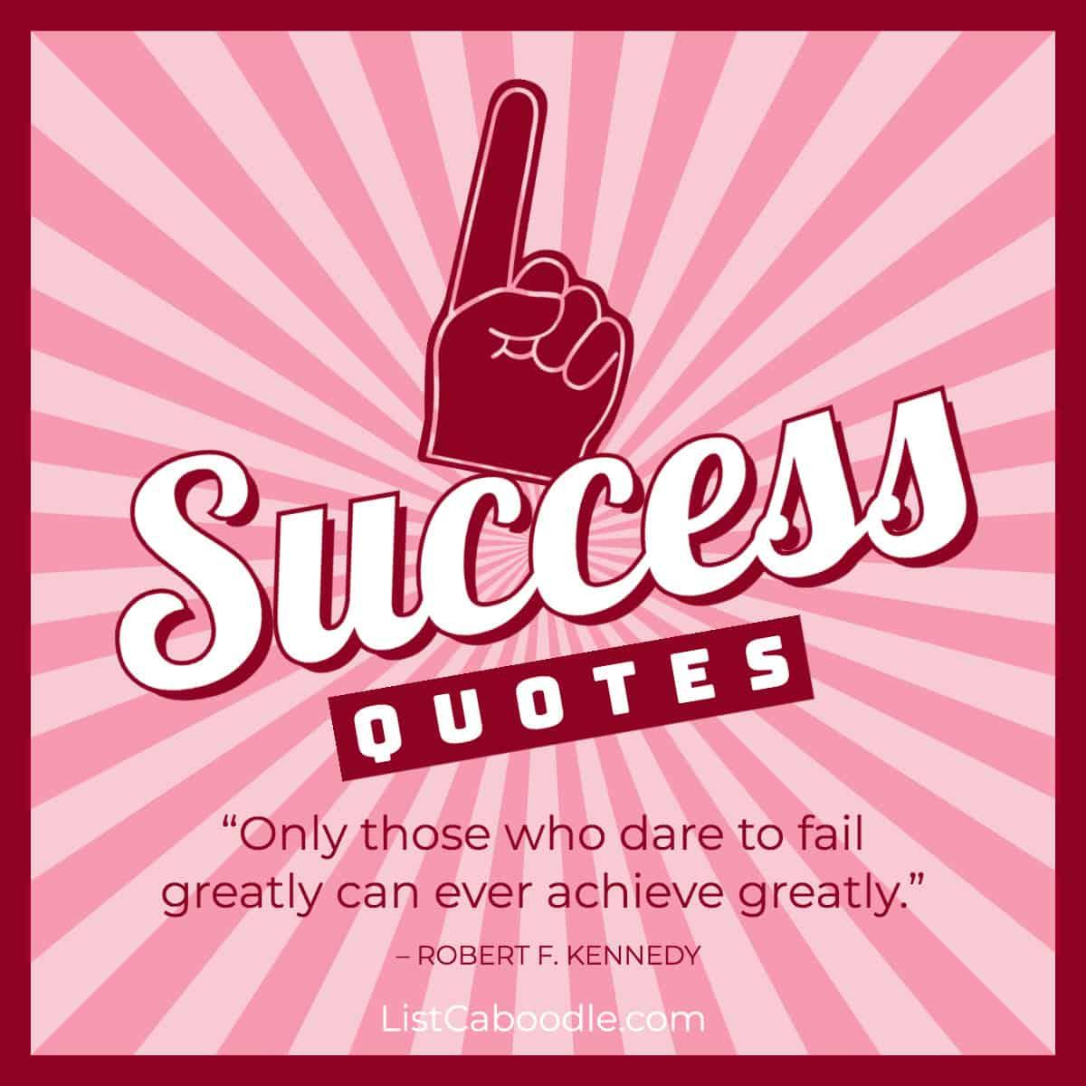 Success quotes image